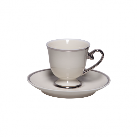 Coffee Pleasures Coffee Cup Set For 2