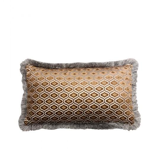 Antik Desenli Yastık