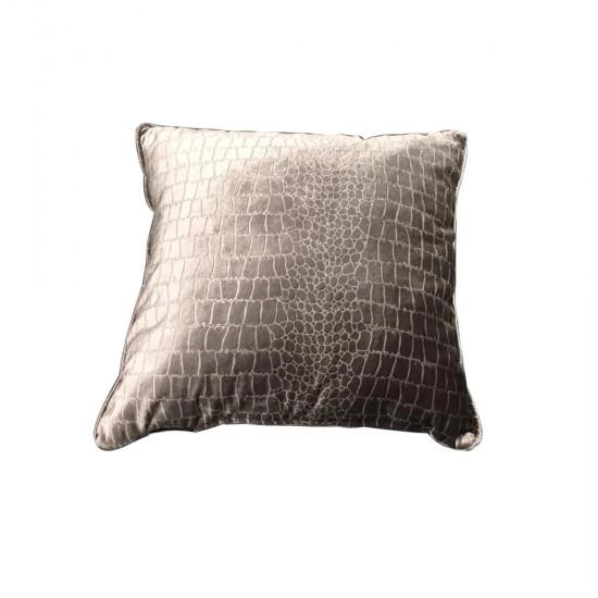 Yastık Timsah Desenli