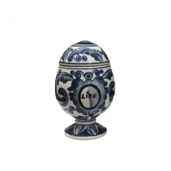 Dekoratif Obje Kapaklı Yumurta
