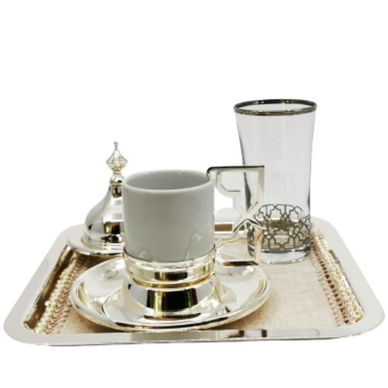 Kahve Keyifliği Takımı Selçuklu Yıldızı Tekli