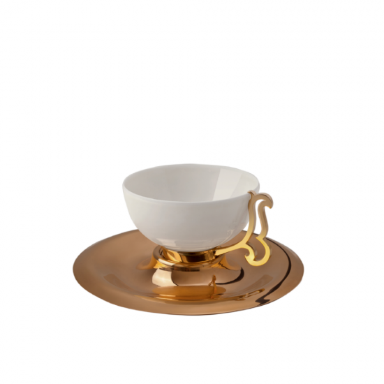 Grace Coffee Cup Set For 2