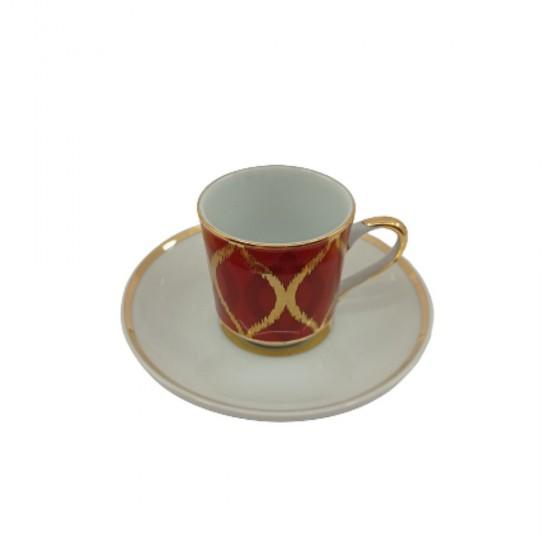 Kahve Fincanı Takımı İkat 2'li