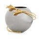 Vazo Calla Lily - Gümüş ve Altın Kaplama