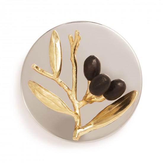 Mum Olive Altın ve Gümüş Kaplama