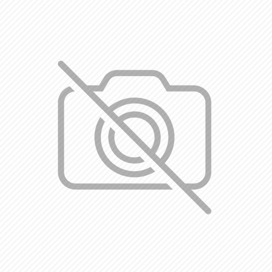 Sahan Kubbe Küçük Boy Altın Kaplama/kırmızı Seramik